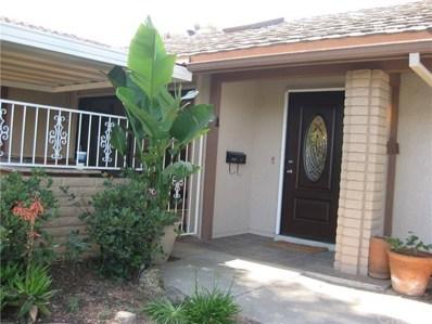 3099 Via Serena N UNIT A, Laguna Woods, CA 92637 - MLS#: OC17167997