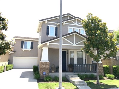 2197 W Cherrywood Lane, Anaheim, CA 92804 - MLS#: OC17168449