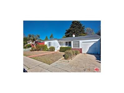 2756 S Bentley Avenue, Los Angeles, CA 90064 - MLS#: OC17170506