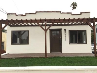 4911 Granada Street, Los Angeles, CA 90042 - MLS#: OC17170511