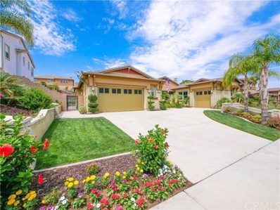 8204 Sunset Rose Drive, Corona, CA 92883 - MLS#: OC17172162