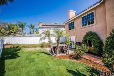 9 Via Espiritu, Rancho Santa Margarita, CA 92688 - MLS#: OC17174342