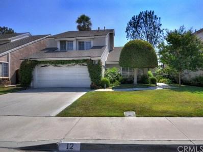 12 Briarglenn, Aliso Viejo, CA 92656 - MLS#: OC17174838