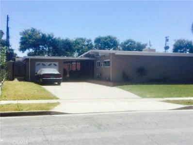 506 W Rosslynn Avenue, Fullerton, CA 92832 - MLS#: OC17175629