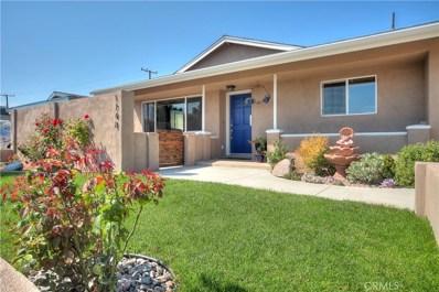 1748 Iowa Street, Costa Mesa, CA 92626 - MLS#: OC17176197