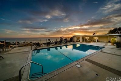 21651 Wesley Drive UNIT D, Laguna Beach, CA 92651 - MLS#: OC17181028