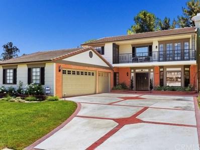 5458 E Big Sky Lane, Anaheim Hills, CA 92807 - MLS#: OC17182649