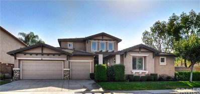 4389 Gardenwood Lane, Riverside, CA 92505 - MLS#: OC17183182