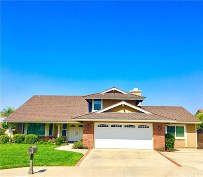 4491 Avenida De Las Estrell, Yorba Linda, CA 92886 - MLS#: OC17184515
