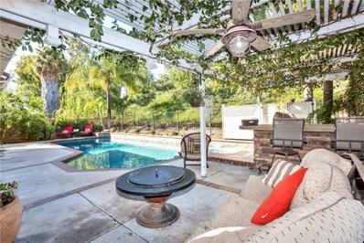 32201 Mill Stream Road, Rancho Santa Margarita, CA 92679 - MLS#: OC17185374