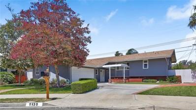 1135 N Cozy Place, Anaheim, CA 92806 - MLS#: OC17188451
