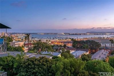 2960 Union Street UNIT 301, Mission Hills (San Diego), CA 92103 - MLS#: OC17190328