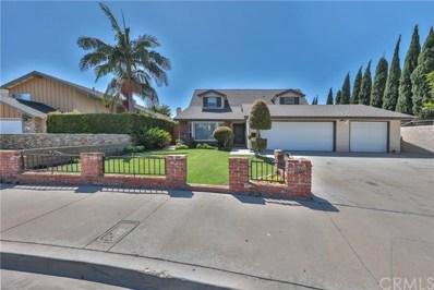 18251 Carnaby Lane, Huntington Beach, CA 92648 - MLS#: OC17191724