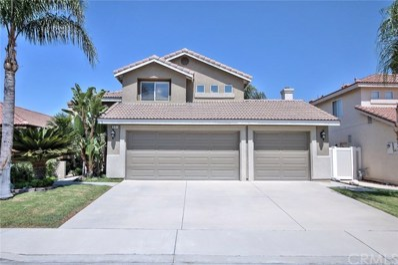 891 Poppyseed Lane, Corona, CA 92881 - MLS#: OC17192472