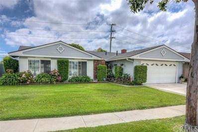 3613 S Olive Street, Santa Ana, CA 92707 - MLS#: OC17193028