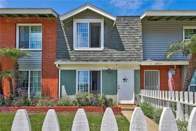 2603 Delaware Street UNIT C, Huntington Beach, CA 92648 - MLS#: OC17195313