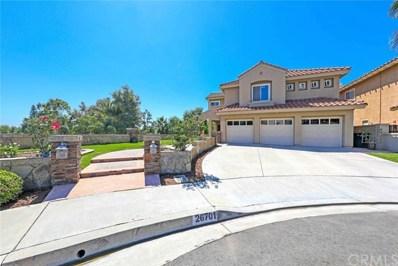26701 White Oaks Drive, Laguna Hills, CA 92653 - MLS#: OC17198834