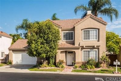 16 Santa Clara Street, Aliso Viejo, CA 92656 - MLS#: OC17203042