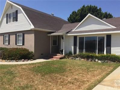 1825 E Ruddock Street, Covina, CA 91724 - MLS#: OC17203416