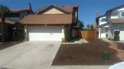 11930 Briar Knoll Place, Moreno Valley, CA 92557 - MLS#: OC17204454