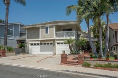 24895 Zumaya Court, Laguna Hills, CA 92653 - MLS#: OC17204780
