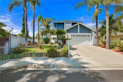 25 Rocky Creek Lane, Laguna Hills, CA 92653 - MLS#: OC17204857