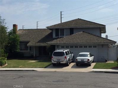 10032 Edye Drive, Huntington Beach, CA 92646 - MLS#: OC17205593
