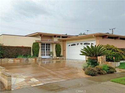 17421 Encino Circle, Huntington Beach, CA 92647 - MLS#: OC17205711