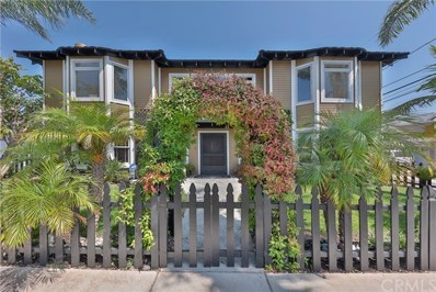 707 Hill Street, Huntington Beach, CA 92648 - MLS#: OC17205846