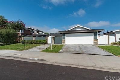 1201 Berkshire Lane, Newport Beach, CA 92660 - MLS#: OC17206493