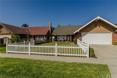 1221 N Amelia Street, Anaheim Hills, CA 92807 - MLS#: OC17206497