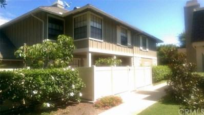 16103 Sherlock Lane UNIT 34, Huntington Beach, CA 92649 - MLS#: OC17208682