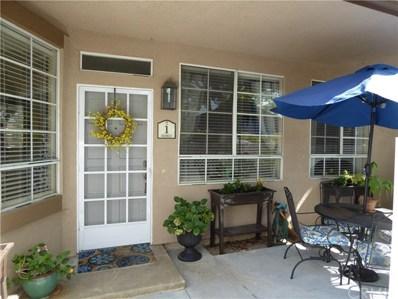1 Redbud, Rancho Santa Margarita, CA 92688 - MLS#: OC17209336