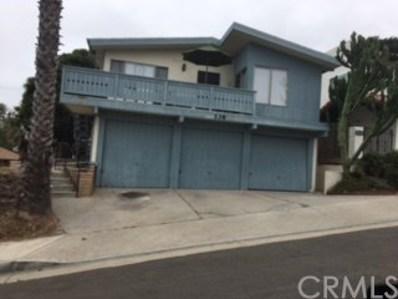 238 Ave. Serra, San Clemente, CA 92672 - MLS#: OC17215746