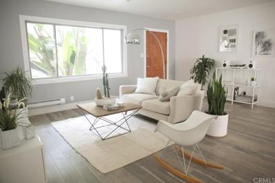 1013 E Appleton Street UNIT 1, Long Beach, CA 90802 - MLS#: OC17216480