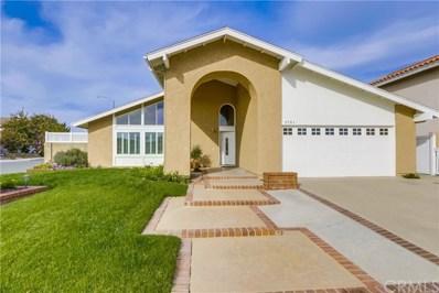 9781 Mammoth Drive, Huntington Beach, CA 92646 - MLS#: OC17217457