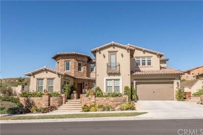 2575 E Santa Paula Drive, Brea, CA 92821 - MLS#: OC17219454