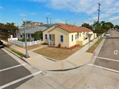 317 Central Avenue UNIT 1, Seal Beach, CA 90740 - MLS#: OC17220281