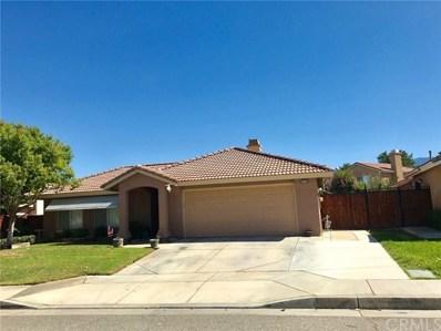 1659 Apapas Lane, San Jacinto, CA 92583 - MLS#: OC17220506