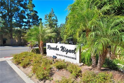 23821 Hillhurst Drive UNIT 12, Laguna Niguel, CA 92677 - MLS#: OC17221356