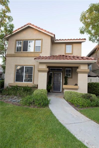 1 Paseo Girasol, Rancho Santa Margarita, CA 92688 - MLS#: OC17222229