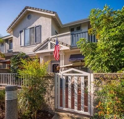 73 Coronado Cay Lane, Aliso Viejo, CA 92656 - MLS#: OC17223026