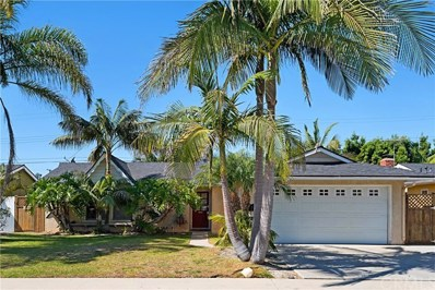 16221 Birdie Lane, Huntington Beach, CA 92649 - MLS#: OC17223412