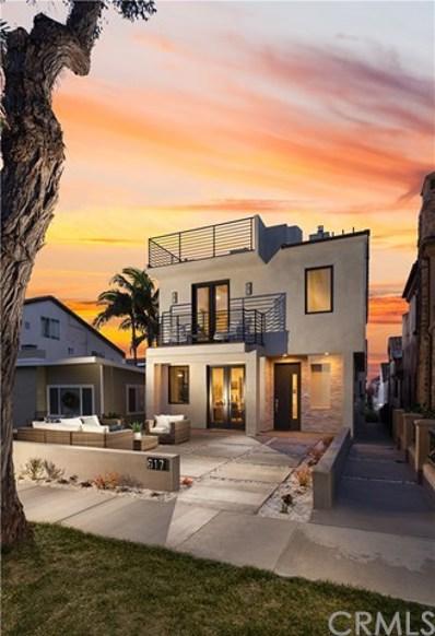 617 Poppy Avenue, Corona del Mar, CA 92625 - MLS#: OC17223525