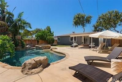 424 Delphine Place, Fullerton, CA 92833 - MLS#: OC17223622