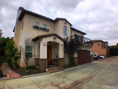 8553 Park Street, Bellflower, CA 90706 - MLS#: OC17223909