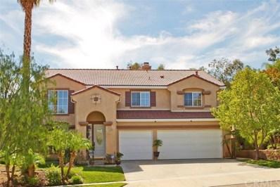 1636 Rivendel Drive, Corona, CA 92883 - MLS#: OC17224126