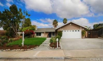 25251 Turf Avenue, Mission Viejo, CA 92691 - MLS#: OC17224319