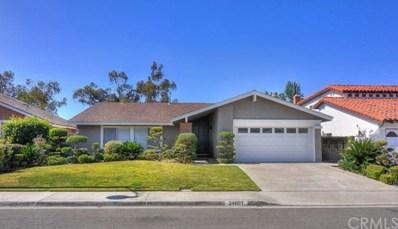 24601 Via Alvorado, Mission Viejo, CA 92692 - MLS#: OC17225521