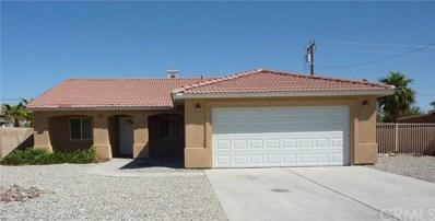 13712 Ramona Drive, Desert Hot Springs, CA 92240 - MLS#: OC17227043